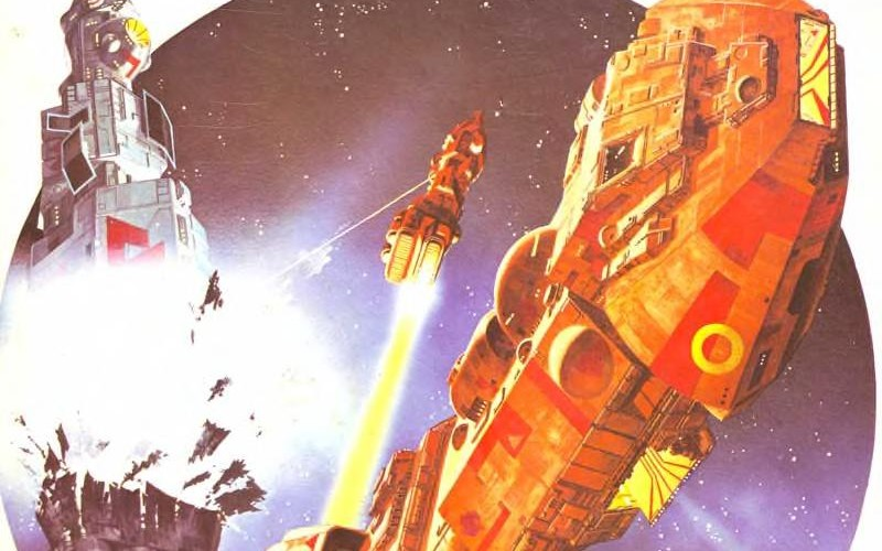 """""""Książka o przyszłości: podróż do roku 2000 i dalej"""" (""""Usborne book of the future: a trip to the year 2000 and beyond""""). Część 1."""
