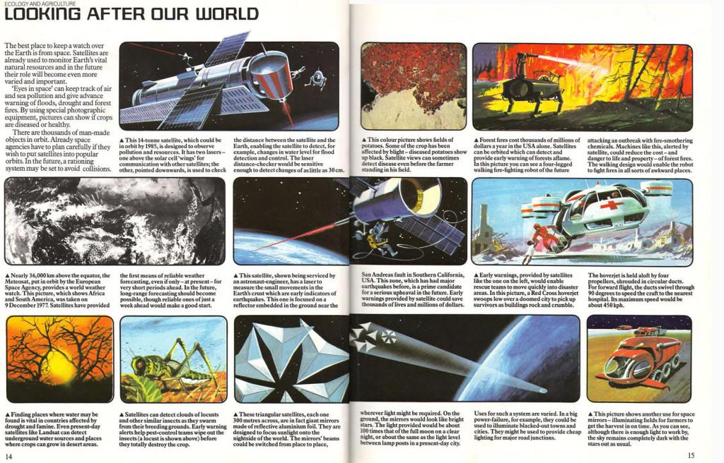 Bez satelit nasz świat miałby przerąbane.